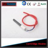 Calefator infravermelho cerâmico e calefator cerâmico do dispositivo de ignição para fogões da pelota