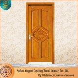 Desheng Sculpture en bois pour la maison de conception du panneau de porte