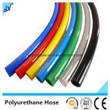 Tube en polyuréthane transparent ou pu la tubulure flexible de polyuréthane