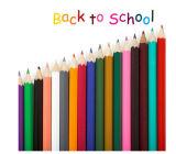 """7"""" стираемое деревянной цветной карандаш (WPC900)"""