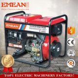 générateur 5kVA diesel insonorisé monophasé avec la garantie