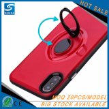 para la cubierta del teléfono de los accesorios del teléfono celular del anillo de Samsung J710, liso y brillante