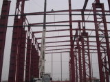 Casa & armazém Prefab da construção de aço e frame de aço