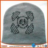 Chapeau unisexe frais de l'hiver avec le crâne