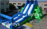 Lilytoysの販売のための巨大な5K膨脹可能な障害物コース