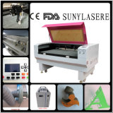 Máquina de estaca do laser da alta qualidade para o couro 80With100W