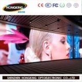 Pantalla de visualización de alta resolución de LED P3 para el uso de interior