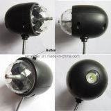 2 in 1 Lamp USB met van de Lichte LEIDENE van het Stadium Licht het Roterende Gevolgen van de Projectie