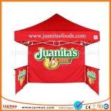 Горячий Durable сбывания с шатрами доставки с обслуживанием логоса для сбывания