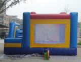 Kommerzielle im Freien aufblasbare Luft-scherzt federnd aufblasbare springende Haus-Helder im Vorgangs-Thema-aufblasbaren Innenprahler mit Plättchen aufblasbare Trampoline