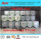 de Prijs van 31% 32% voor HCl van Hydrochloric Zuur