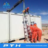 La Cina ha prefabbricato la Camera del contenitore per il progetto della casa modulare