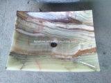 Handmade естественные каменные раковины сосуда