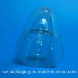 Niedriger Preis-Raum-Plastikzylinder-Plastikkasten