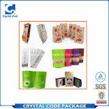 Aliments stratifiés en plastique imprimé personnalisé Sac en Papier de Riz