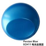 Roadster-Gebrauch persischer blauer metallischer Belüftung-Vinylfilm