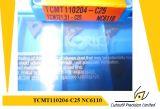 Korloy Tcgt110204-Ak H01 Inserto di macinazione per l'inserto di macinazione del carburo dello strumento