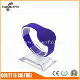 수영풀 접근 제한을%s 튼튼한 실리콘 RFID 소맷동