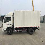 Wheeler Van Cargo Truck voor Lading 4 Ton