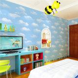 Het mooie Niet-geweven Behang van de Prijs van China Goedkope voor Slaapkamer