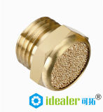 Silenciador neumático del silenciador con el Ce (tipo V-10 de V)