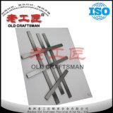 Ferramentas de carboneto cimentado de alta temperatura da resistência Yn8