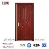 木のドアを塗る中国の工場シンプルな設計PU