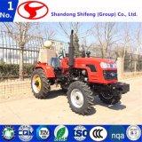 Tracteur à roues de ferme agricole avec une bonne qualité