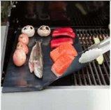 PTFE überzogenes Fiberglas-Gewebe Non-Stick BBQ-Gitter-Matte