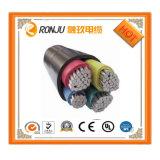 Conduttore XLPE/PVC del rame del cavo elettrico isolato e cavo di controllo elettrico del fodero con nastro adesivo d'acciaio corazzato