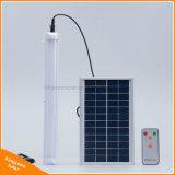 Lumière extérieure d'intérieur de maison d'énergie solaire de lampe fluorescente de tube de DEL