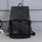 Trouxa da lona dos sacos de escola do estudante do Schoolbag da mochila com carregador do USB