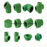 Montaggio bianco e verde di alta qualità di PPR - accessorio per tubi