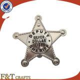 Pin personalizzato promozionale dello smalto del ricordo di Pin del risvolto del distintivo del metallo di marchio