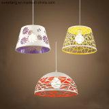 Leuchter, der hängende Lampe für Innendekoration-Beleuchtung hängt