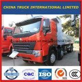 Sinotruk HOWO-A7 375HP 8X4 12-Wheeler Dump/camion à benne basculante
