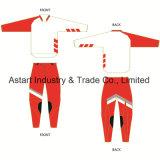 A engrenagem do MX do OEM ostenta a roupa feita sob encomenda do motocross do Sublimation de Jersey/calças