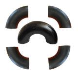 45 graus do tubo de aço carbono sem costura da Conexão Cotovelo Sr Lr