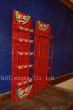 Fabrik-Großverkäufe der Kaugummi-Ausstellungsstand Pegboard Süßigkeit-Bildschirmanzeige-Zahnstange