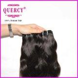 Neue Ankunfts-populäre Jungfrau Remy natürliche menschliche russische Fede Haar-Webart der Wellen-100%