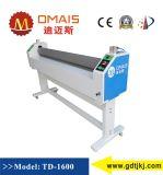 1600mm électrique simple plastificateur chaud et froid