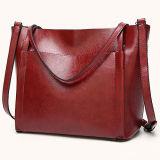 Sacchetti ufficiali di vendita superiori classici della cartella delle signore del commercio all'ingrosso del sacchetto di Tote delle donne per Sy8552 esterno