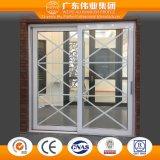 Produits directs de type d'usine en aluminium européenne de porte coulissante