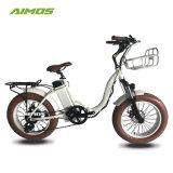 350W AMS-Tdn-01 20 дюймов складывая велосипед тучной автошины электрический