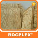Madera contrachapada impermeable, madera contrachapada de Indiaoak del precio, madera contrachapada de la haya