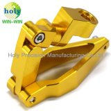 De Douane CNC die van de Fabrikant van de Delen van Zhongshan voor de Klem van de Lijn van de Motorfiets machinaal bewerkt