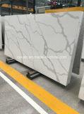 De hete Plakken van het Kwarts van Calacatta van de Steen van de Verkoop Kunstmatige Witte met de Verschillende Directe Fabriek van Kleuren