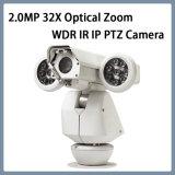 camera van het Toezicht PTZ van kabeltelevisie van het 2.0MP32X de Zoemende IP Waterdichte Netwerk
