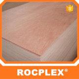Madera contrachapada concreta del encofrado, madera contrachapada del palo de rosa, lista de precios de la madera contrachapada