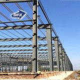 A oficina de aço industrial da fábrica/pré-fabricou a oficina da construção de aço